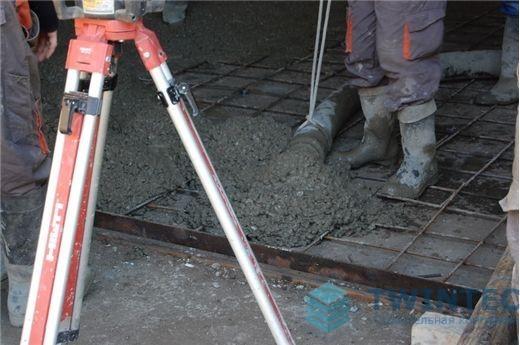 Рекомендации по применяемому бетону